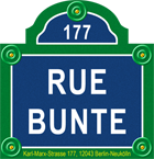 Rue Bunte arts and events venue, Neukölln, Berlin