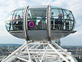 London Eye, The Cheshire Cat Blog goes to London