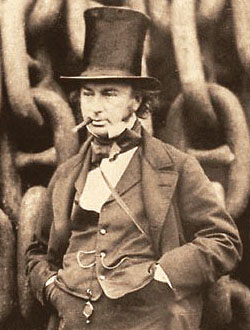 Isambard Kingdom Brunel at the Cheshire Cat Blog