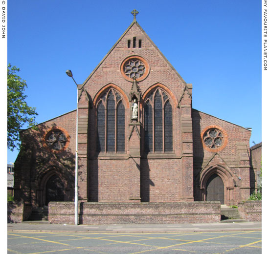 The Anglican Church of Saint Margaret of Antioch, Princes Road, Toxteth, Liverpool at The Cheshire Cat Blog