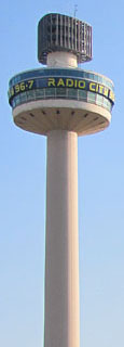 Radio City Tower, Liverpool at The Cheshire Cat Blog
