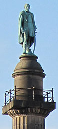 Duke of Wellington's Column by G. A. Lawson, Brown Street, Liverpool at The Cheshire Cat Blog