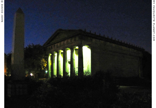 John Foster's Oratory at night, Toxteth, Liverpool at The Cheshire Cat Blog