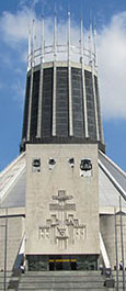 Liverpool Metropolitan Roman Catholic Cathedral at The Cheshire Cat Blog