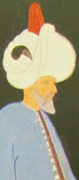 Ottoman emperor Süleyman the Magnificent at The Cheshire Cat Blog