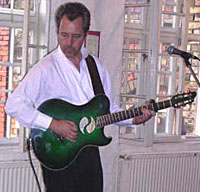 Hugh Featherstone concert in Berlin