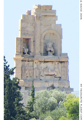 The Philopappos Monument, Athens at My Favourite Planet