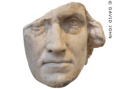 Purported head of Attalos II of Pergamon at My Favourite Planet