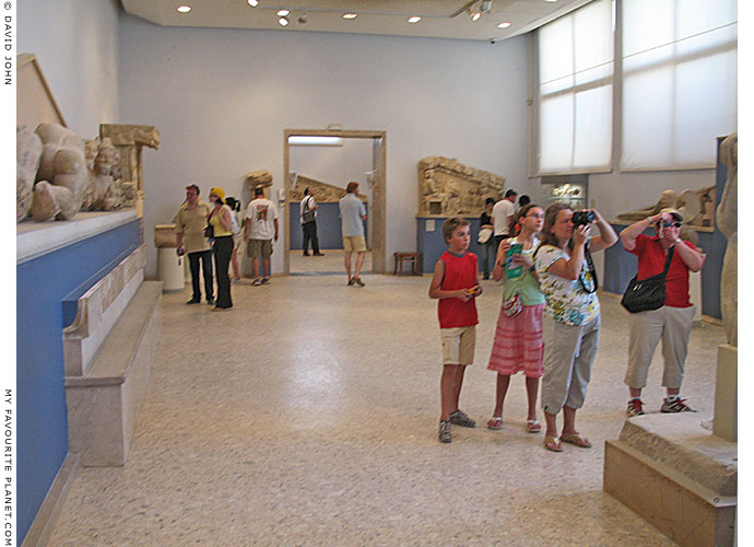 The Old Acropolis Museum at My Favourite Planet