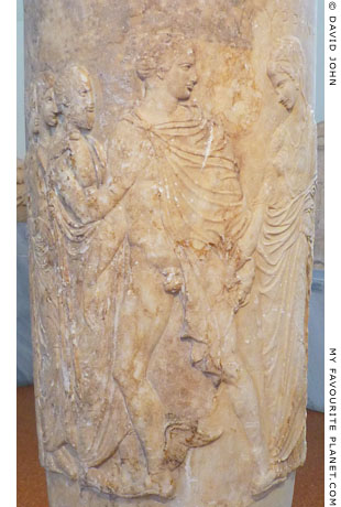 The Myrrhine lekythos in National Archaeological Museum, Athens at My Favourite Planet
