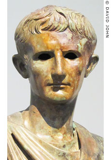 Roman Emperor Caesar Augustus at My Favourite Planet