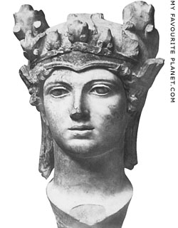 Head of Athena Parthenos at My Favourite Planet