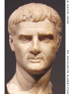 Portrait head of Marcus Vipsanius Agrippa at My Favourite Planet