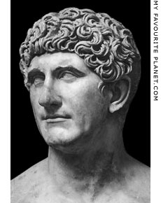 Bust of Marcus Antonius