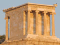 photos of the Athena Nike Temple, Acropolis, Athens, Greece at My Favourite Planet