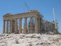 photos of the Parthenon, Acropolis, Athens, Greece at My Favourite Planet