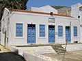 Nikolaos Stamatiou primary school, Kastellorizo town, Greece at My Favourite Planet