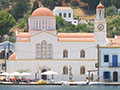 General views of the centre of Kastellorizo town, Greece at My Favourite Planet