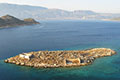 Psoradia islet near Kastellorizo island, Greece at My Favourite Planet