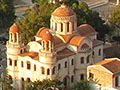 Agios Georgos tou Horafiou church, Horafia district, Kastellorizo island, Greece at My Favourite Planet