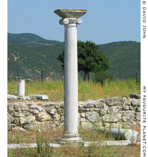 An early Christian basilica in Amphipolis, Macedonia, Greece at My Favourite Planet