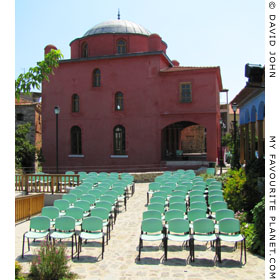 The Halil Bey Mosque, Kavala, Macedonia, Greece at My Favourite Planet