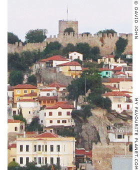 Kavala Castle (Kastro), Macedonia, Greece at My Favourite Planet
