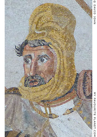 Persian King Darius III at My Favourite Planet