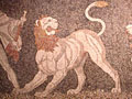 The Lion Hunt mosaic, Pella, Macedonia, Greece at My Favourite Planet