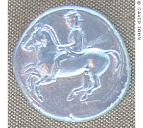 Silver didrachm of King Archelaos of Macedon at My Favourite Planet