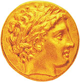 Gold stater of Philip II of Macedon
