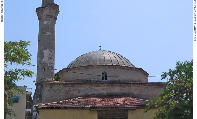 The Medrese Cami mosque, near the Monument to Saint Paul, Veria, Macedonia, Greece at My Favourite Planet