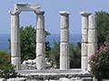 photos of the Sanctuary of the Great Gods, Samothraki, Greece at My Favourite Planet