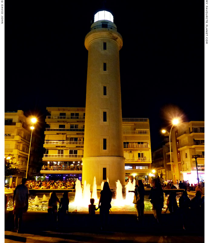 The Faros lighthouse, Alexandroupoli, Thrace, Greece at My Favourite Planet