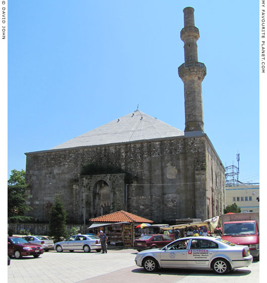 The Çelebi Sultan Mehmed Mosque in Didymoteicho, Thrace, Greece at My Favourite Planet