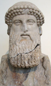 Herm of Hermes, Archaeological Museum, Athens