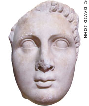 Head of Attalus III, the last Attalid king of Pergamon at My Favourite Planet