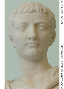 Portrait of Emperor Tiberius at My Favourite Planet