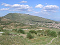 General views and panoramas of Bergama and Pergamon, Turkey at My Favourite Planet