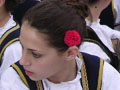 Selcuk photo gallery 3 - Serbian folk dancers in Selcuk, Turkey