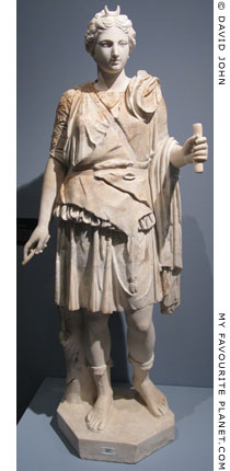 Hellenistic statue of Artemis at My Favourite Planet