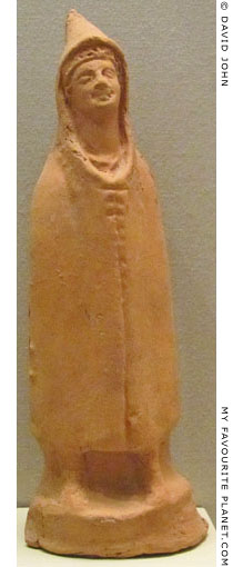 Telesphoros statuette from Amphipolis, Macedonia, Greece at My Favourite Planet