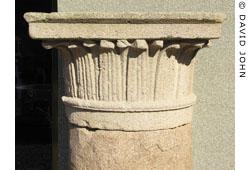 A Pergamene capital from the sanctuary of Demeter, Pergamon at My Favourite Planet