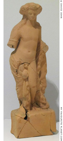 Hermaphroditus figurine from the Yortanli Dam Salvage excavation at My Favourite Planet